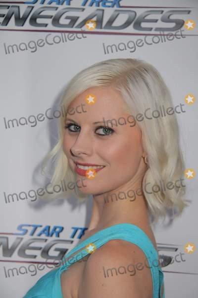 G STAR Photo - Cela Scott 08012015 The Premiere of gStar Trek Renegadesh held at Crest Theater in Los Angeles CA Photo by Izumi Hasegawa  HollywoodNewsWirenet