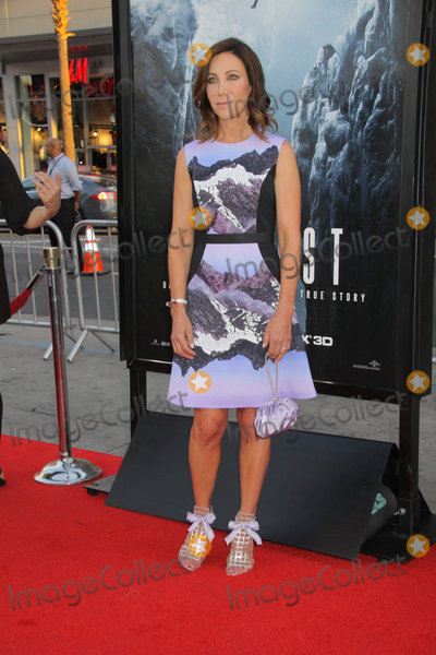 Alison Levine Photo - Alison Levine 09092015 The American Premiere of gEveresth held at TCL Chinese Theatre in Hollywood CA Photo by Izumi Hasegawa  HollywoodNewsWirenet