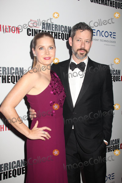 Amy Adams Photo - Amy Adams Darren Le Gallo 11102017  The 31st Annual American Cinematheque Award held at The Beverly Hilton in Beverly Hills CA Photo by Izumi Hasegawa  HollywoodNewsWireco
