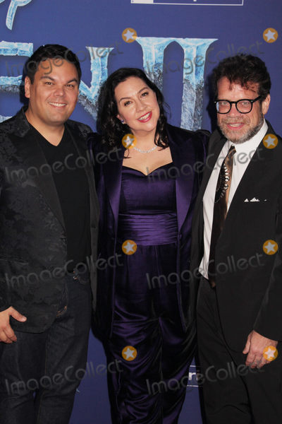 Beck Photo - Robert Lopez Kristen Anderson-Lopez Christophe Beck 11072019 The World Premiere of Frozen 2 held at the Dolby Theatre in Los Angeles CA Photo by Izumi Hasegawa  HollywoodNewsWireco
