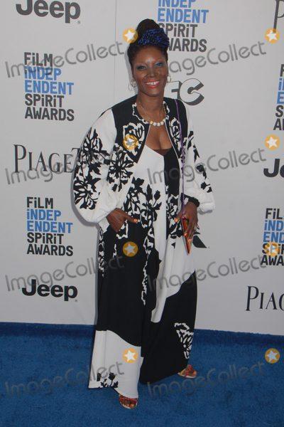 Yolanda Ross Photo - Yolanda Ross 2252017 2017 Film Independent Spirit Awards held at the Santa Monica Pier in Santa Monica CA Photo by Julian Blythe  HollywoodNewsWireco