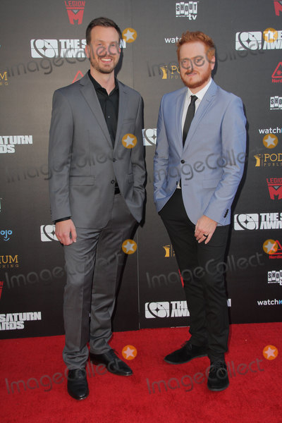 Beck Photo - Scott Beck Bryan Woods 09132019 The 45th Annual Saturn Awards held at the Avalon Hollywood in Los Angeles CAPhoto by Yurina Abe  HollywoodNewsWireco