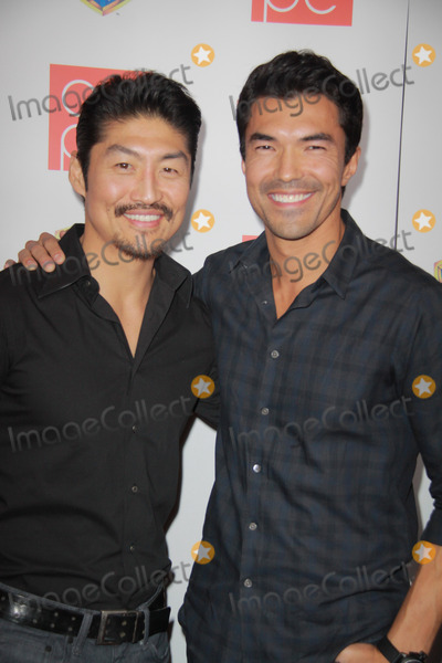 Anthony Dale Photo - Brian Tee Ian Anthony Dale11182012 2012 CAPE Celebrity Poker Tournament held at the W Hollywood Hotel in Hollywood CA Photo by Yoko Maegawa HollywoodNewsWirenet
