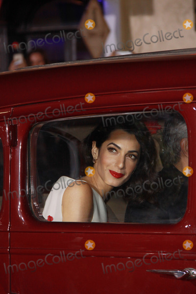 Amal Clooney Photo - Amal Clooney 02012016 Hail Caesar Premiere held at the Regency Village Theatre in Westwood CA Photo by Kazuki Hirata  HollywoodNewsWirenet