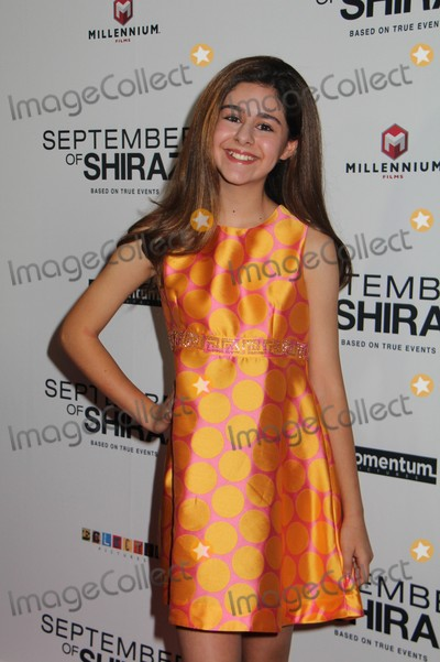 Ariana Molkara Photo - Ariana Molkara 06212016 The Premiere of Septembers of Shiraz held at The Museum of Tolerance in Los Angeles CA Photo by Izumi Hasegawa  HollywoodNewsWireco