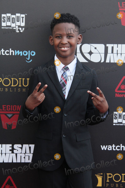 Evan Alex Photo - Evan Alex 09132019 The 45th Annual Saturn Awards held at the Avalon Hollywood in Los Angeles CAPhoto by Yurina Abe  HollywoodNewsWireco