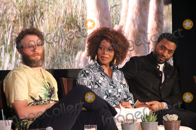 Alfre Woodard Photo - Seth Rogen Alfre Woodard Chiwetel Ejiofor 07102019 The Lion King Press Conference held at the Montage Beverly Hills Luxury Hotel in Beverly Hills CA Photo by Izumi Hasegawa  HollywoodNewsWireco