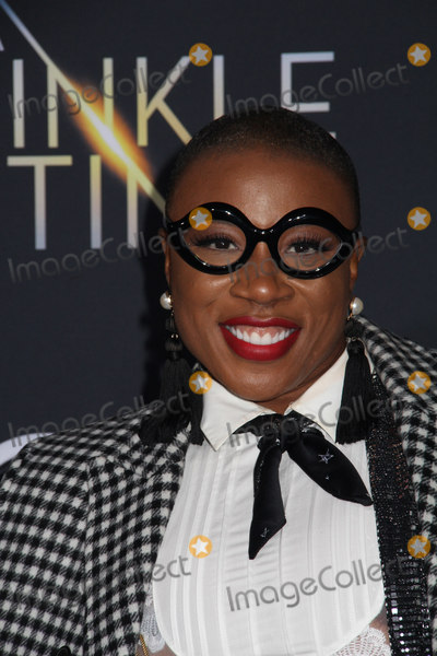 Aisha Hinds Photo - Aisha Hinds 02262018 The World Premiere of A Wrinkle in Time held at El Capitan Theatre in Los Angeles CA Photo by Izumi Hasegawa  HollywoodNewsWireco
