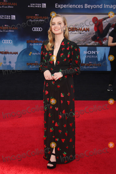 Angourie Rice Photo - Angourie Rice 06262019 Spider-Man Far From Home Premiere held at the TCL Chinese Theatre in Hollywood CA Photo by Kazuki Hirata  HollywoodNewsWireco