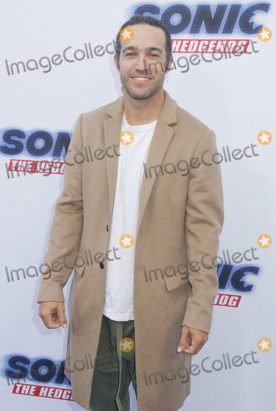 Pete Wentz Photo - Pete Wentz 01252020 Sonic The Hedgehog Family Day Event held at The Paramount Theater in Los Angeles CA Photo by Izumi Hasegawa  HollywoodNewsWireco
