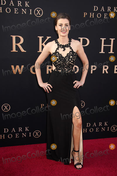 Aphra Williams Photo - Aphra Williams 06042019 Dark Phoenix Premiere held at the TCL Chinese Theatre in Hollywood CA Photo by Kazuki Hirata  HollywoodNewsWireco