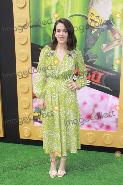 Abbi Jacobson Photo - Abbi Jacobson 09162017 The Lego Ninjago Movie Premiere held at the Regency Village Theatre in Westwood CA Photo by Kazuki Hirata  HollywoodNewsWireco