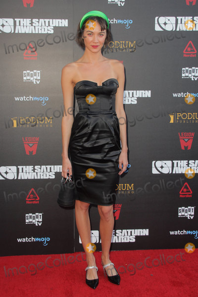 Saturn Awards Photo - Sydney Lemmon 09132019 The 45th Annual Saturn Awards held at the Avalon Hollywood in Los Angeles CAPhoto by Yurina Abe  HollywoodNewsWireco