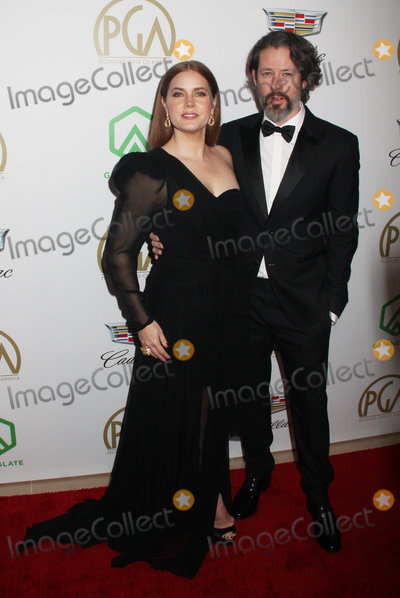 Amy Adams Photo - Amy Adams Darren Le Gallo 01192019 The 30th Annual Producers Guild Awards held at The Beverly Hilton in Beverly Hills CA Photo by Izumi Hasegawa  HollywoodNewsWireco