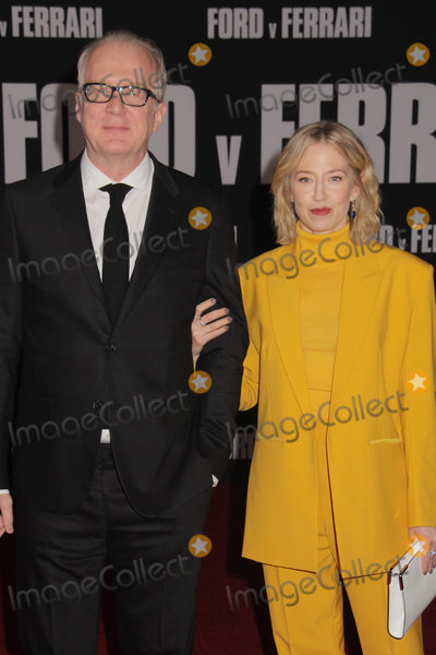 The Specials Photo - Tracy Letts Carrie Coon 11042019 The Special Screening of Ford v Ferrari held at TCL Chinese Theater in Los Angeles CA  Photo by Izumi Hasegawa  HollywoodNewsWireco