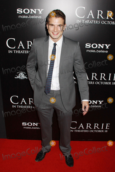 Alex Russell Photo - Alex Russell 10072013 Carrie Premiere held at the ArcLight Cinemas in Hollywood CA Photo by Kazuki Hirata  HollywoodNewsWirenet