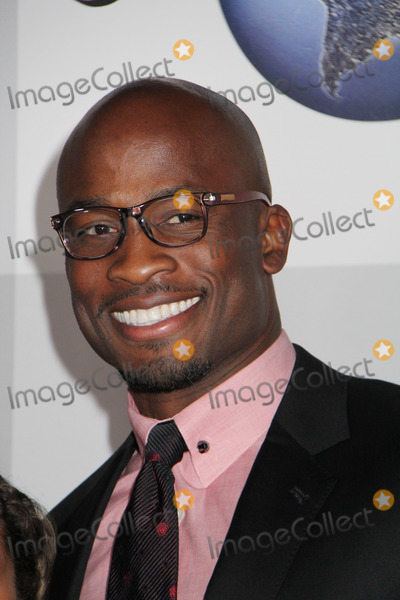 Akbar Gbaja-Biamila Photo - Akbar Gbaja-Biamila 01122014 71st Annual Golden Globe Awards NBCUniversal After Party held at the Beverly Hilton Hotel in Beverly Hills CA Photo by Izumi Hasegawa  HollywoodNewsWirenet