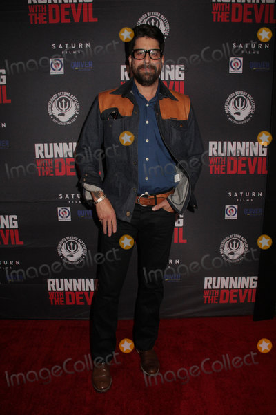 Adam Goldberg Photo - Adam Goldberg 09162019 Running with the Devil premiere held at Writers Guild Theater in Beverly Hills CAPhoto by Izumi Hasegawa  HollywoodNewsWireco