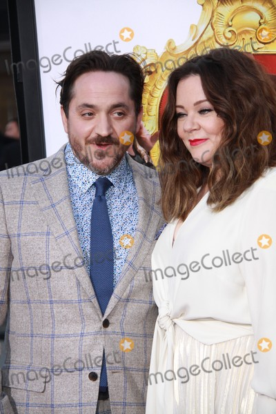 Ben Falcone Photo - Ben Falcone Melissa McCarthy 03282016 The World Premiere of gThe Bossh held at Regency Village Theatre in Los Angeles CA Photo by Izumi Hasegawa  HollywoodNewsWireco