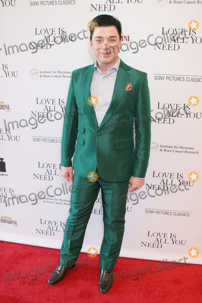 Malan Breton Photo - Malan Breton 04252013 Love Is All You Need Premiere held at the Linwood Dunn Theatre in Hollywood CA Photo by Kazuki Hirata  HollywoodNewsWirenet