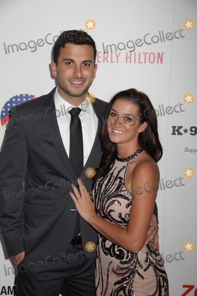 Jade Roper Photo - Tanner Tolbert Jade Roper 09192015 The 5th Annual Hero Dog Awards held at The Beverly Hilton Hotel in Beverly Hills CA Photo by Yuichi Hiroyama  HollywoodNewsWirenet