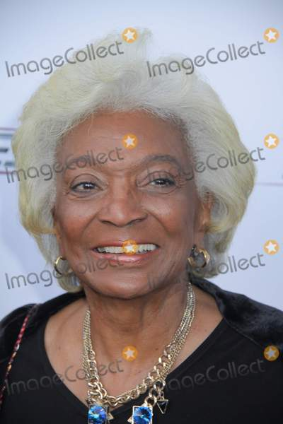 G STAR Photo - Nichelle Nichols 08012015 The Premiere of gStar Trek Renegadesh held at Crest Theater in Los Angeles CA Photo by Izumi Hasegawa  HollywoodNewsWirenet
