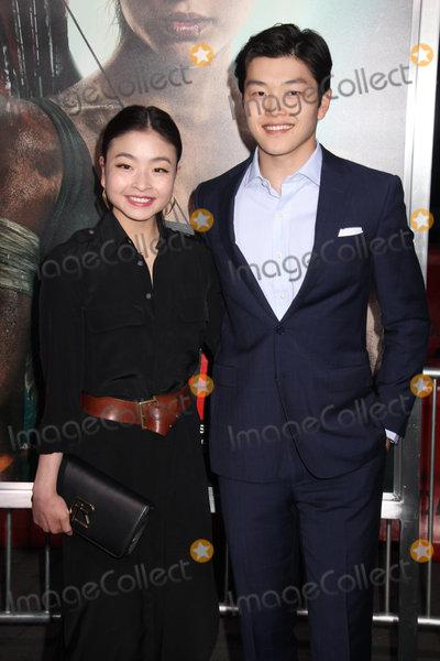 Alex Shibutani Photo - Maia Shibutani Alex Shibutani 03122018 The US Premiere of Tomb Raider held at TCL Chinese Theater in Los Angeles CA Photo by Izumi Hasegawa  HollywoodNewsWireco