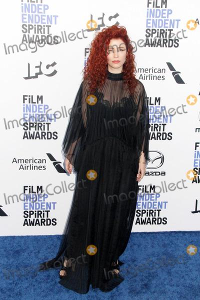 Alma Harel Photo - Alma Harel 02082020 2020 Film Independent Spirit Awards held at the Santa Monica Beach in Santa Monica CA Photo by Kazuki Hirata  HollywoodNewsWireco