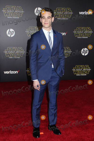 Alberto Rosende Photo - Alberto Rosende 12142015 Star Wars The Force Awakens Premiere held at the Dolby Theatre in Hollywood CA Photo by Kazuki Hirata  HollywoodNewsWirenet