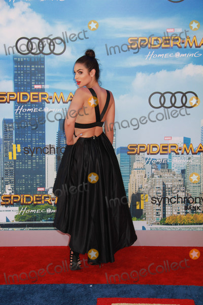 Ashley Iaconetti Photo - Ashley Iaconetti 06282017 The World Premiere of Spider-Man Homecoming held at the TCL Chinese Theatre in Los Angeles CA Photo by Izumi Hasegawa  HollywoodNewsWireco
