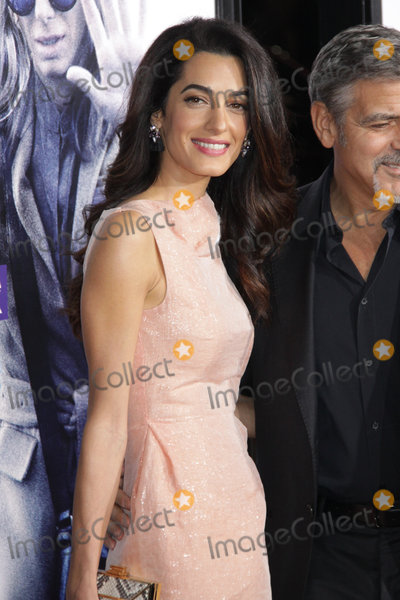 Amal Alamuddin Photo - Amal Alamuddin Clooney George Clooney 10262015 The Los Angeles premiere of Our Brand is Crisis held at TCL Chinese Theatre in Hollywood CA Photo by Izumi Hasegawa  HollywoodNewsWirenet