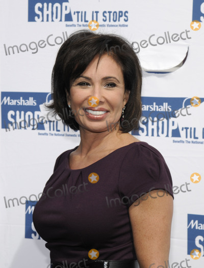 JEANINE PIRRO Photo - Judge Jeanine Pirro attends the National Domestic Violence Hotline awareness month event sponsored by Marshalls at Union Square in New York NY on October 8th 2009 (Pictured Jeanine Pirro)