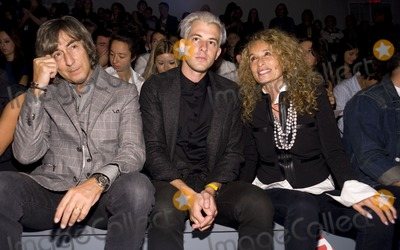 Anne Dexter Jones Photo - NEW YORK - SEPTEMBER 11  (L-R) Laurence Ronson Mark Ronson and Ann Dexter Jones attend the Charlotte Ronson Spring 2011 fashion show during Mercedes-Benz Fashion Week at The Stage at Lincoln Center on September 11 2010 in New York City
