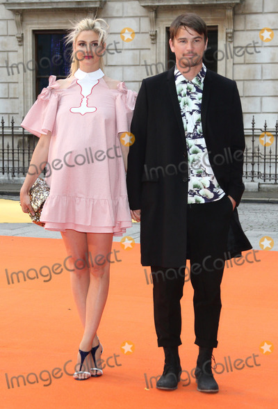 Tamara Egerton Photo - London UK Tamara Egerton and Josh Hartnett at Royal Academy Summer Exhibition 2017 VIP Preview party at the Royal Academy of Arts Piccadilly London on 7th June 2017Ref LMK73-J424-080617Keith MayhewLandmark MediaWWWLMKMEDIACOM
