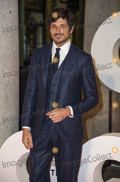 Andres Velencoso Photo - London UK  Andres Velencoso at the GQ 30th anniversary party at SUSHISAMBA Covent Garden on October 29 2018 in London EnglandRef LMK386-J2866-301018Gary MitchellLandmark MediaWWWLMKMEDIACOM