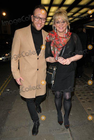 Cheryl Baker Photo - London UK Daniel Whiston and Cheryl Baker at the I Tonya UK film premiere Curzon Mayfair Curzon Street London England UK on Thursday 15 February 2018Ref LMK315-J1574-160218Can NguyenLandmark MediaWWWLMKMEDIACOM