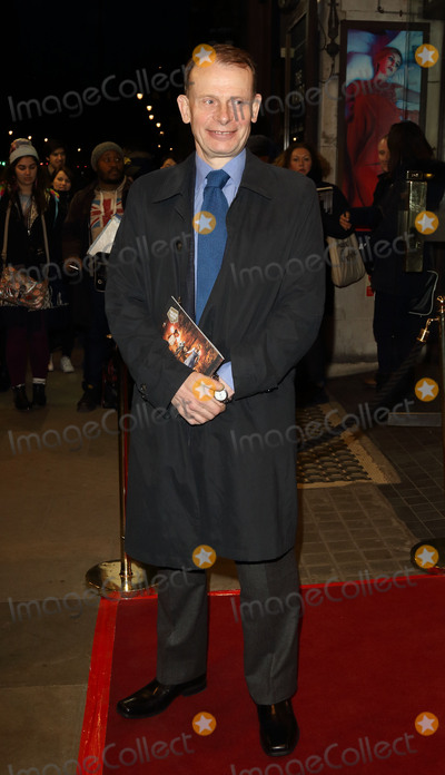 Andrew Marr Photo - London UK Andrew Marr at The Maids Gala Night at the Trafalgar Studios Whitehall London on February 29th 2016Ref LMK73-60046-010316Keith MayhewLandmark Media WWWLMKMEDIACOM