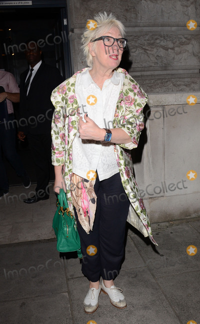 Jenny Eclair Photo - LondonUK  Jenny Eclair  at Great Britain Press Night After Show party at Mint Leaf Restaurant and Bar Suffolk Place Haymarket London on 26th  September 2014  Ref LMK392 -49641-270914Vivienne VincentLandmark Media WWWLMKMEDIACOM