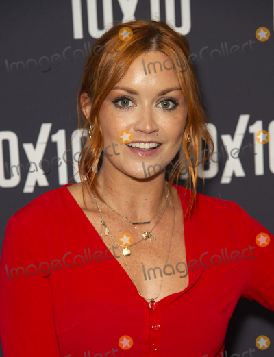 Arielle Free Photo - London UK Arielle Free at  a special screening of the thriller 10x10 at the Curzon Cinema Aldgate London England on the 22nd August 2018Ref LMK386-J2540-230818Gary MitchellLandmark MediaWWWLMKMEDIACOM