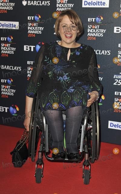 Tanni Grey Thompson Photo - London UK Baroness Tanni Grey- Thompson at the BT Sport Industry Awards at Battersea Evolution in London on May 8 2014 Ref LMK386-48413-090514Gary MitchellLandmark Media WWWLMKMEDIACOM