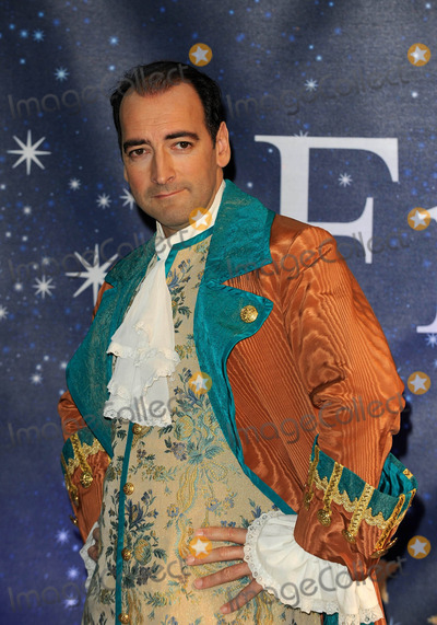 Alistair McGowan Photo - London UK Alistair McGowan as Baron Hardup at the Photocall to launch the 20089 Pantomime productions from First Family Entertainment held at the O2 Centre NW3 London 19th November 2008Ali KadinskyLandmark Media