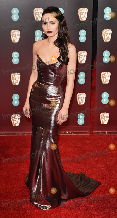 Ava West Photo - London UK Ava West at the EE British Acadamy Film Awards (BAFTAs) at The Royal Albert Hall on Sunday 12 February 2017 Ref LMK392 -61671-130217Vivienne VincentLandmark Media WWWLMKMEDIACOM