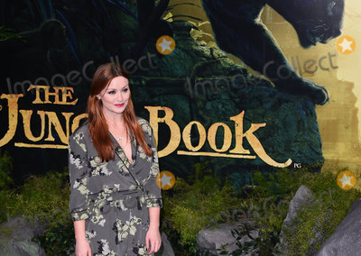 Arielle Free Photo - London UK Arielle Free at The UK Premiere of The Jungle Book at BFI Imax Waterloo London on Wednesday 13 April 2016Ref LMK392 -60185-140416Vivienne VincentLandmark Media WWWLMKMEDIACOM