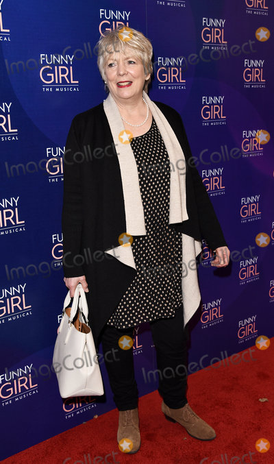 Alison Steadman Photo - London UK  Alison Steadman at Funny Girl Press Night at The Savoy Theatre Charing Cross Road London on Wednesday 20 April 2016 Ref LMK392-60273-210416Vivienne VincentLandmark Media WWWLMKMEDIACOM