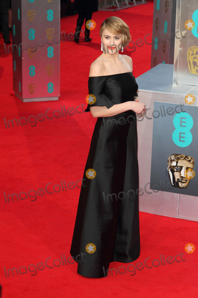 Antonia OBrien Photo - London UK Antonia OBrien at the EE British Academy Film Awards 2014 at The Royal Opera House on February 16 2014 in London England  Ref LMK73-47682-180214Keith MayhewLandmark Media WWWLMKMEDIACOM