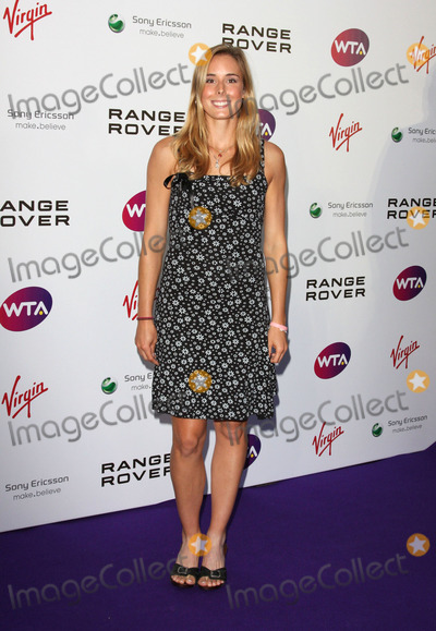 Alize Cornet Photo - London UK Alize Cornet at the  Pre-Wimbledon Tennis Tournament Party   Kensington Roof Gardens 16th June 2011 Keith MayhewLandmark Media