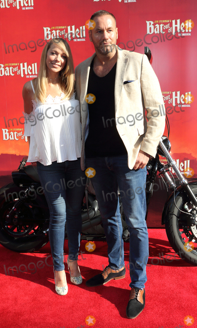 Andy Scott Photo - LondonUK  Liz McClarnon and Andy Scott  at the Bat Out of Hell - press night at the London Coliseum St Martins Lane London on Tuesday 20 June 2017RefLMK373-S370-210617Keith MayhewLandmark Media WWWLMKMEDIACOM