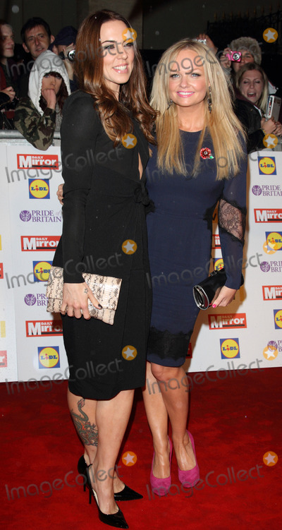 Emma Bunton Photo - London UK  291012Melanie Chisholm and Emma Bunton at the Daily Mirror Pride Of Britain Awards held at the Grosvenor House Hotel in Park Lane London29 October 2012Keith MayhewLandmark Media