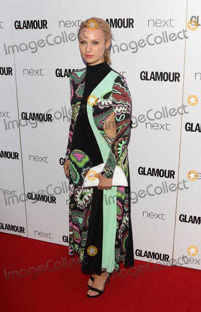 Emily Berrington Photo - London UK Emily Berrington at Glamour Women Of The Year Awards at Berkeley Square Gardens London on June 6th 2017Ref LMK73-J417-070617Keith MayhewLandmark Media WWWLMKMEDIACOM