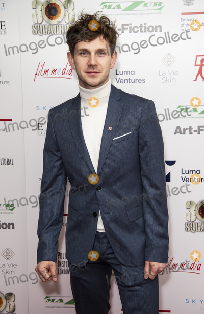 Antoni Krolikowski Photo - London UK Antoni Krolikowski at the UK premiere of 303 Squadron at the Science Museum on November 8 2018 in London EnglandRef LMK386-J2918-091118Gary MitchellLandmark MediaWWWLMKMEDIACOM
